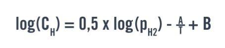 氢气计算公式