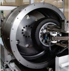 ZWARP德国双轴室内滚压疲劳实验机